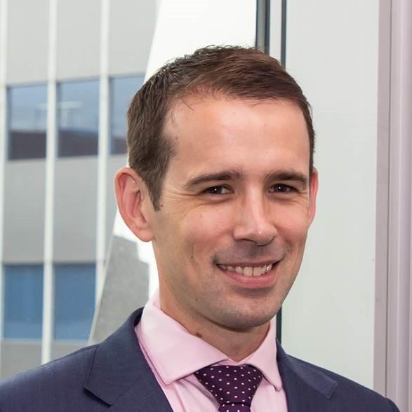 Share Trustee Chris Jeffery