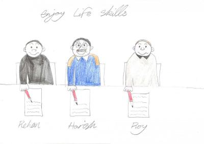 Life skills at Share by Rehan