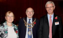 Annie, Bill and the Mayor of Wandsworth