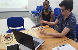 Sharing digital skills
