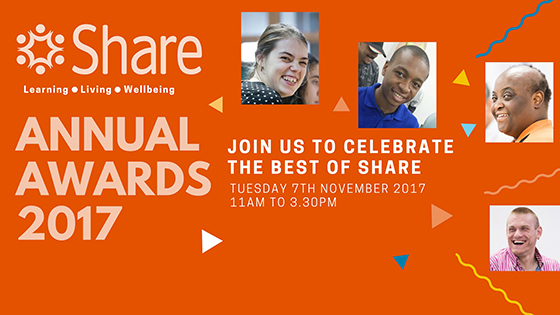 Share Annual Awards 2017