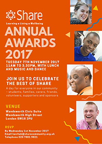 Share Annual Awards 2017