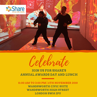 Share Community Annual Awards 2018