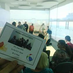 Beach party Mindworks workshop
