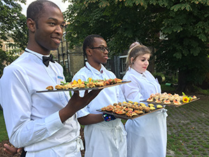 Share Catering Team