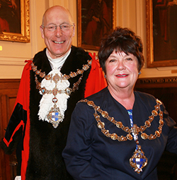 Mayor and Deputy Mayor of Wandsworth