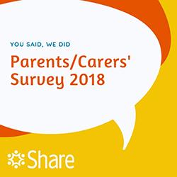 Parents and Carers Survey 2018