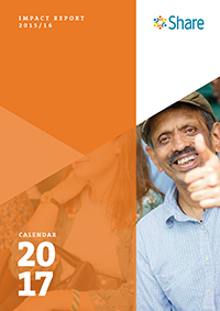Share Impact Report 2015/16 and calendar 2017