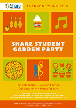 Share Garden Party 2019