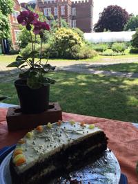 Share Garden and Cake