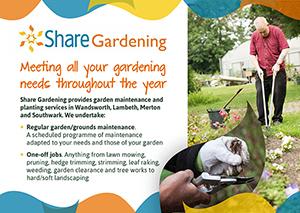 Share Gardening