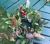 Pre-order your festive Christmas wreath