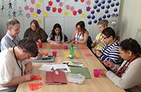 Volunteering workshop at Share