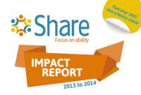 Share Impact Report 2013 to 2014