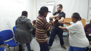 Mindworks Drama session