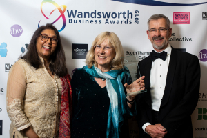 Share Community win Employer of the Year at Wandsworth Business Awards
