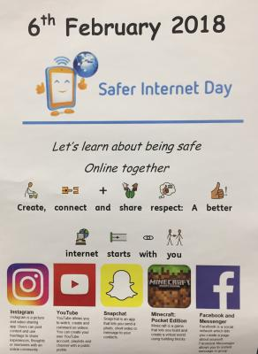Safer Internet Day at Share