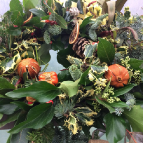 Wreath by Share Nurseries