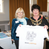 Annie, Share CEO and Jane Cooper Mayor of Wandsworth