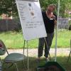Teaching outdoors