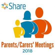 Parents and carers meetings 2018