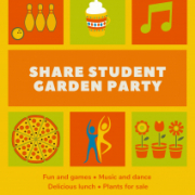 Share Summer Garden Party 2019